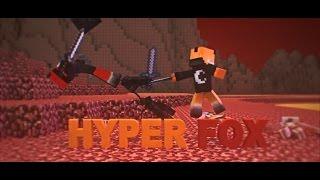 Hyper Fox Minecraft Animation İntro #56 |HG Animation & Erdem Cako|