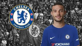 Andy Carroll - Welcome to Chelsea • Best Goals 2016/17 •
