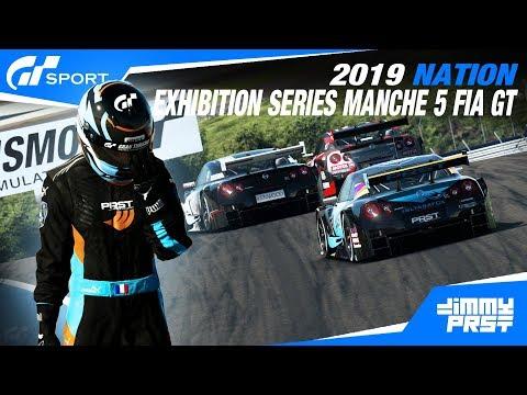 GRAN TURISMO SPORT : ES1 MANCHE 5 - NATION FIA GT I Catastrophe !! thumbnail