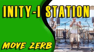 MOVE ZERB sur INITY-I STATION