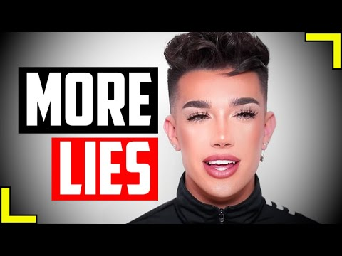 """Why James Charles """"No More Lies"""" Video Seems To Prove He's Lying - My Initial Impressions thumbnail"""
