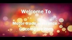 Motor trade insurance   Gocompare com