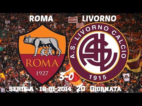 Commento da tifoso livornese sulla partita: Roma-Livorno 3 ...