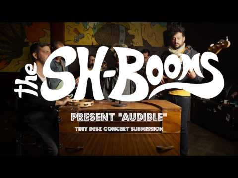 "The Sh-Booms - ""Audible"" - Tiny Desk Concert"