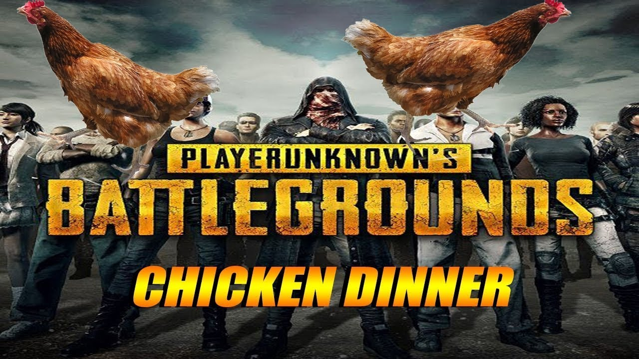 Pubg meme its time for the chicken non commercial fun only