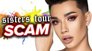 Download James Charles $500 Tour Scam Mp3 and Videos
