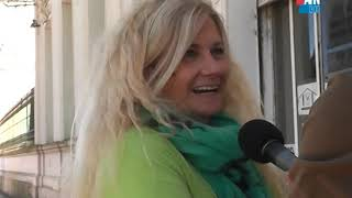 MARICEL RINALDI   MARIELA SBARBATTI   MARIA LAURA MALAGAMBA    AUTORIDADES DEL MUNICIPIO DE GRAL  AR