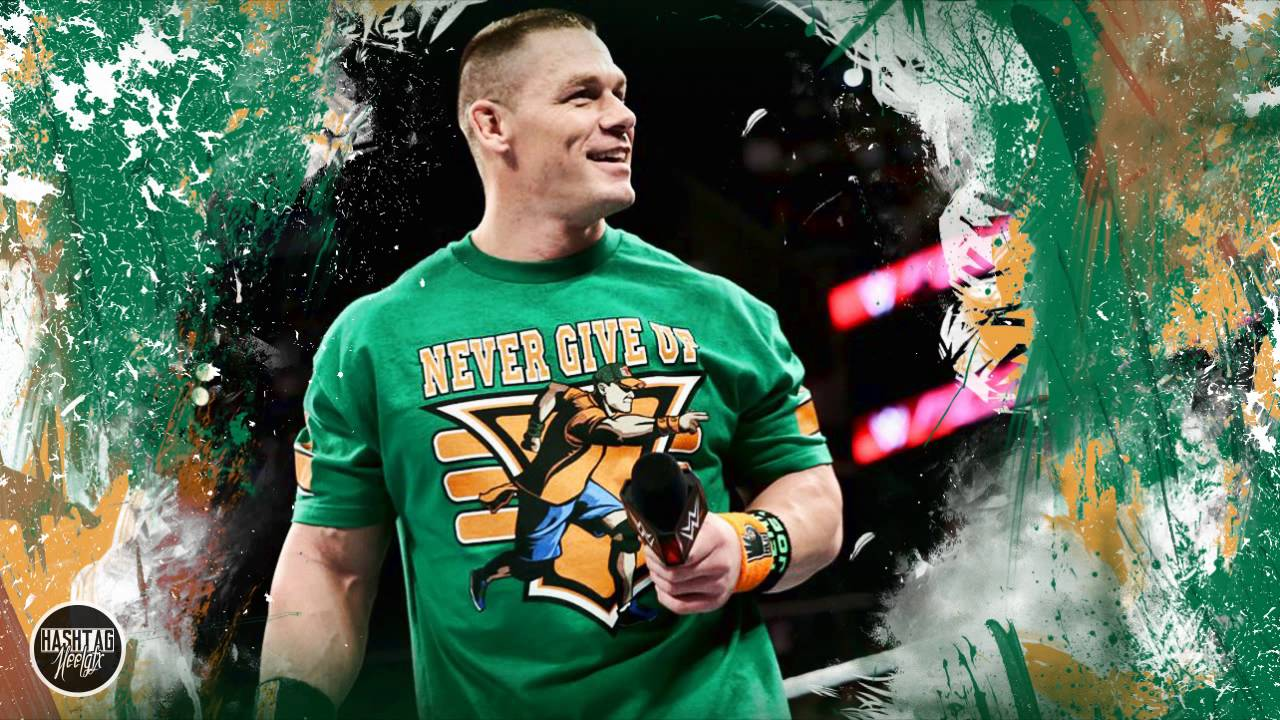 "2015: john cena 6th wwe theme song - ""the time is now"" + download"