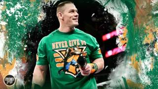"2015: John Cena 6th WWE Theme Song - ""The Time Is Now"" + Download Link ᴴᴰ"