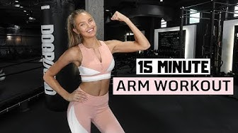 15 Minute ARM Workout | Romee Strijd