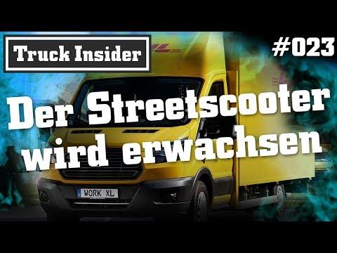 Truck Insider: Der Streetscooter wird erwachsen | Folge 23