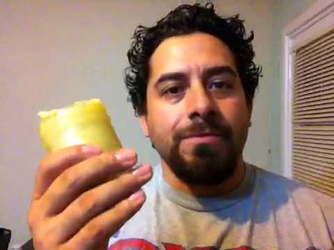 Hair Styling Oil Men Homemade Beeswax Coconut Oil Hair Pomade  Youtube
