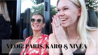 VLOG // PARIS, KARO OG NIVEA