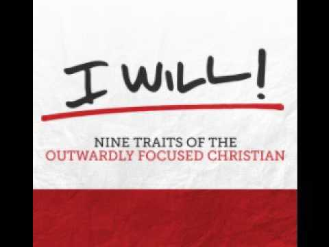 Traits of the Committed Christian:  I Will Make A Difference