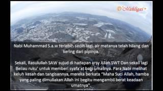 Tangisan Rasulullah SAW di Padang Masyar