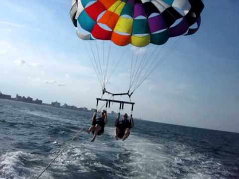 Parasailing In Virginia Beach