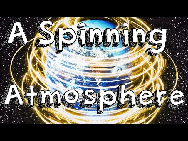 Episode 1.1 - A Spinning Atmosphere - Brian Mullin