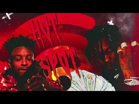 Offset ft. 21 Savage - Hot Spot (Clean)
