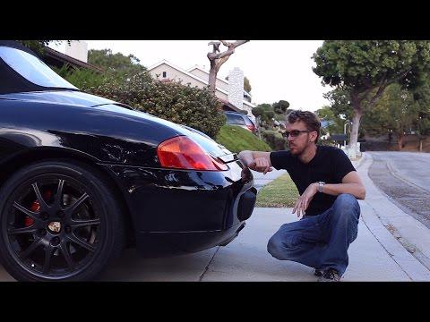 How to Fix White Smoke on the Porsche Boxster 986