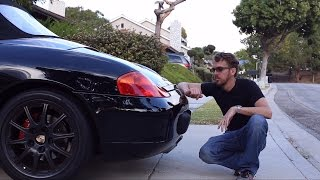How to Fix White Smoke on the Porsche Boxster 986
