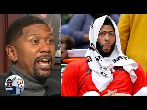 Pelicans 'have to find a way to sit' Anthony Davis - Jalen Rose | Jalen and Jacoby Mp3
