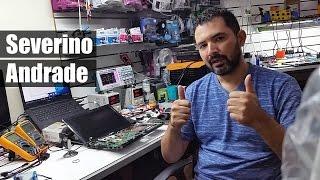 Depoimento - Severino Andrade | Laboratório dos Notebooks