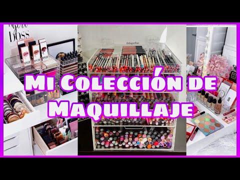 MI COLECCIÓN DE MAQUILLAJE 2019!  YUDIT REYES thumbnail