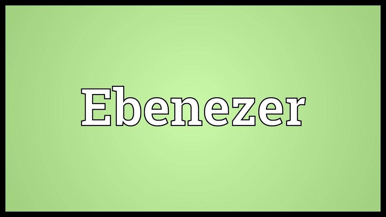 ebenezer meaning in malayalam