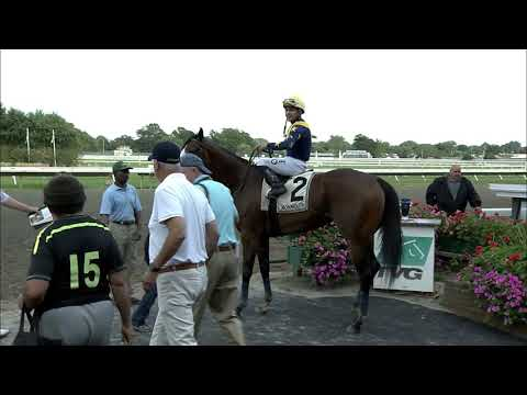 video thumbnail for MONMOUTH PARK 9-8-19 RACE 10 – MISS WOODFORD STAKES
