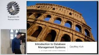 Data Analytics Workshop 2: SQL - CodingGirlsSG