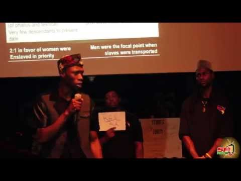 Brother Polight Goes In On Arab-Islam And The Slave Trade