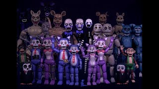 - FIVE NIGHTS AT CANDY S LA STORIA COMPLETA