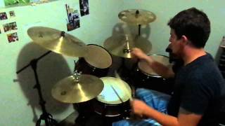 Marcos Carnavali - Señor Blues (drum cover)
