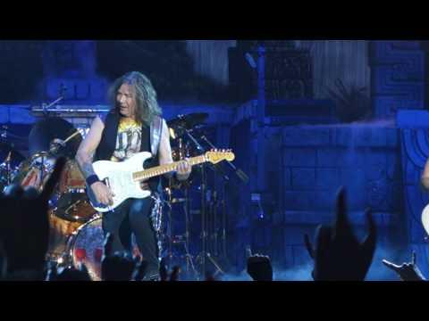 Iron Maiden - If Eternity Should Fail Live @ Barclaycard Arena Birmingham 21.5.2017