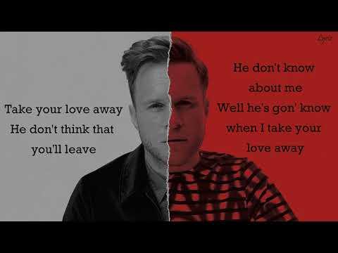Olly Murs - Take Your Love (lyrics)