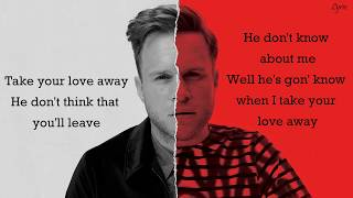 Olly Murs - Take Your Love  Lyrics