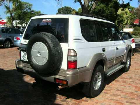 1998 TOYOTA PRADO 3.4 4x4 AUTO Auto For Sale On Auto ...  1998 TOYOTA PRA...