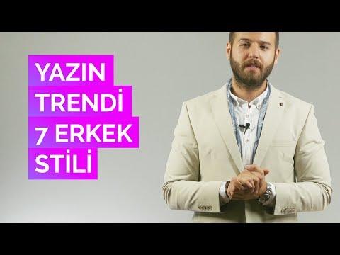 Yazın Trendi 7 Erkek Stili