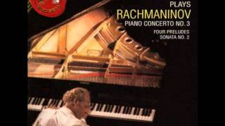 Rachmaninov Piano Concerto no. 3 in D minor - I. Allegro ma non tanto [Piano: David Helfgott]