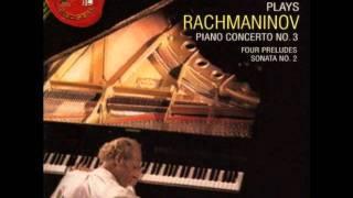 Rachmaninov Piano Concerto no. 3 in D minor - I. Allegro ma non tanto [Piano: David Helfgott]