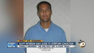 Scott Peterson asks judge to overturn conviction