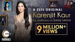 Karenjit Kaur: The Untold Story of Sunny Leone | Motion Poster | Now Streaming on ZEE5