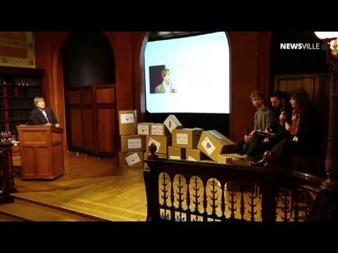 """""""Urgences Grèce"""" - Conférence de Presse Bruxelles"""