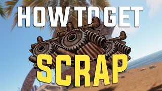 How to Get Scrap - Everything You Need to Know | Rust Guide 2019