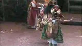 Bali Traditional Dance , Bali 2003. Part4
