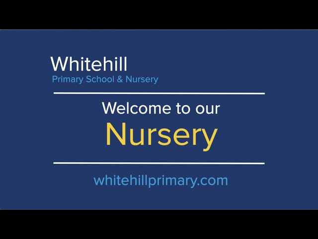 Welcome to our Nursery & Virtual School Tour