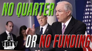"""IMMIGRANT """"SANCTUARY CITY"""" CRACKDOWN: AG Jeff Sessions Threatens Punishment, Funding Cuts"""