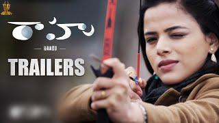 Raahu Movie Back To Back Trailers | Subbu Vedula | AbeRaam | Kriti Garg