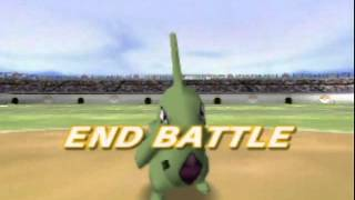 (026) Pokemon Stadium 2 100% Rentals Only - Challenge Cup - Poke Ball