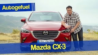Mazda CX-3 REVIEW - why is it so popular?